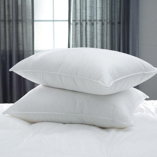 2 Deep-Fill Luxury Pillows