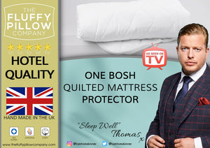 BOSH Quilted Mattress Protector