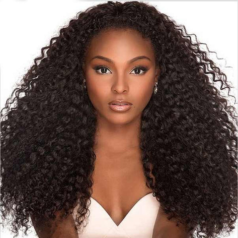 DEEP WAVE VIRGIN CURLY HAIR BUNDLE DEAL