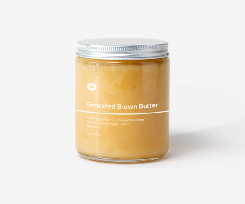 Grassfed Brown Butter