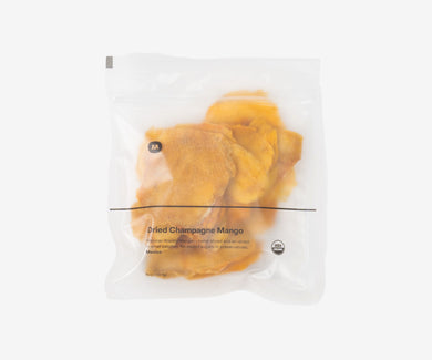Dried Champagne Mango