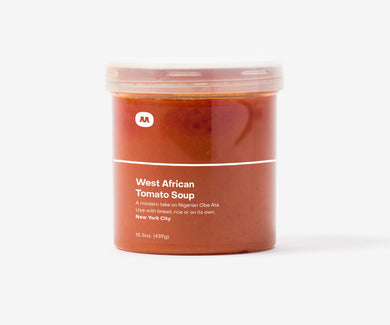 West African Tomato Soup