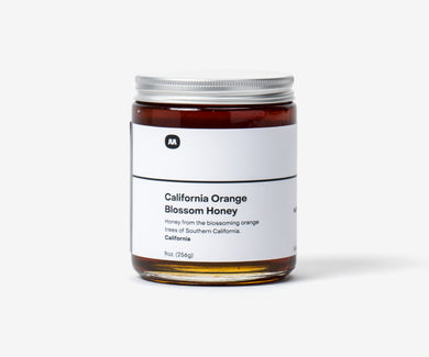 California Orange Blossom Honey
