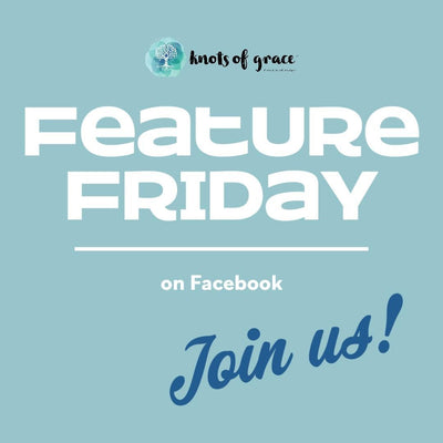Feature Friday on Facebook - July 10, 2020