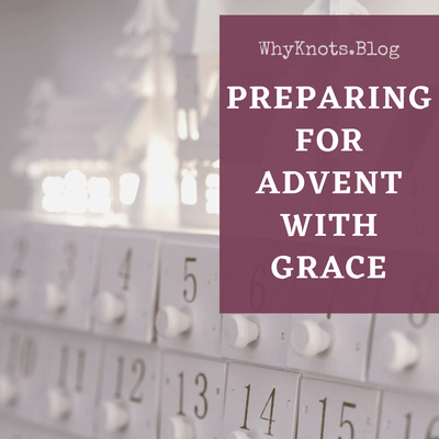 Preparing for Advent with Grace