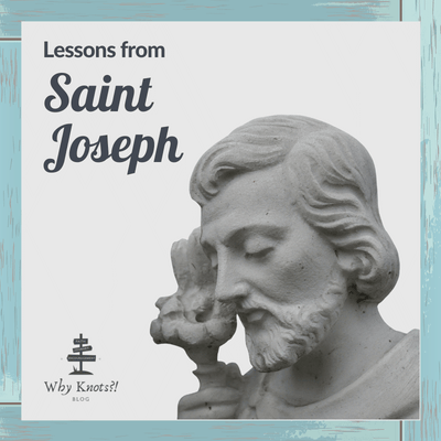 Lessons to Learn from St. Joseph