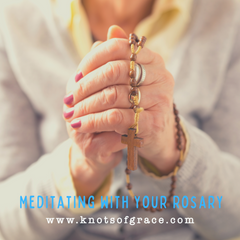 Knots of Grace Rosaries
