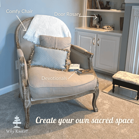 Why Knots Blog Create Your Own Sacred Space Easily