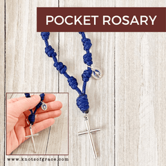 Knots of Grace; Pocket Rosary