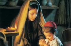 Mother Mary and Jesus National Geographic
