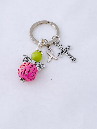 knots_of_grace Keychains Product_title.