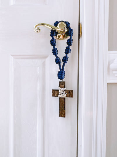 knots_of_grace Door Rosary Product_title