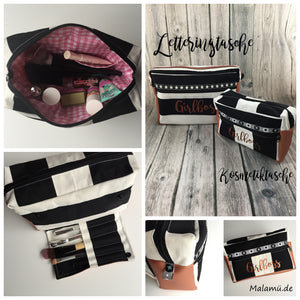 Ebook Stifte-, Lettering- & Beautytasche alles in einem