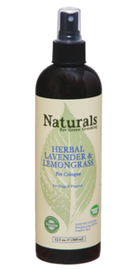 Herbal Lavender & Lemongrass Cologne