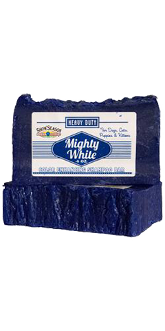 Mighty White Shampoo Bar