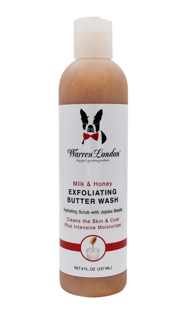 Exfoliating Butter Wash