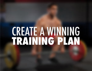 How To Create A Winning Training Plan In 15 Minutes or Less