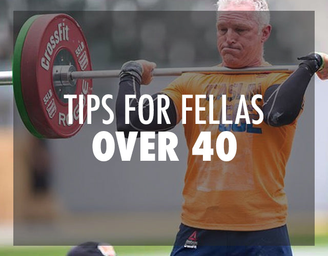 Fitness Advice For Fellas Over 40