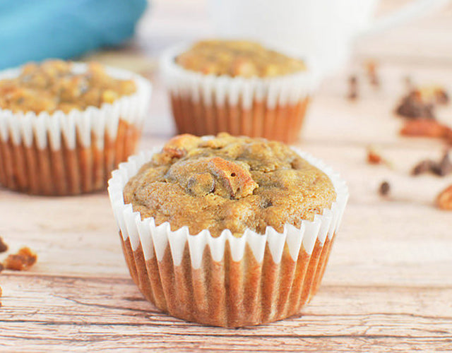 Zone Perfect Grain-Free Banana Coconut Muffins