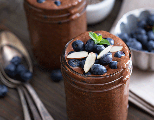 RECIPE: Chia Seed Protein Pudding