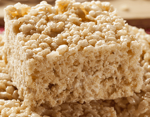 PROTEIN RICE CRISPY TREATS