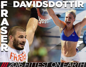 2016 CrossFit Games Recap