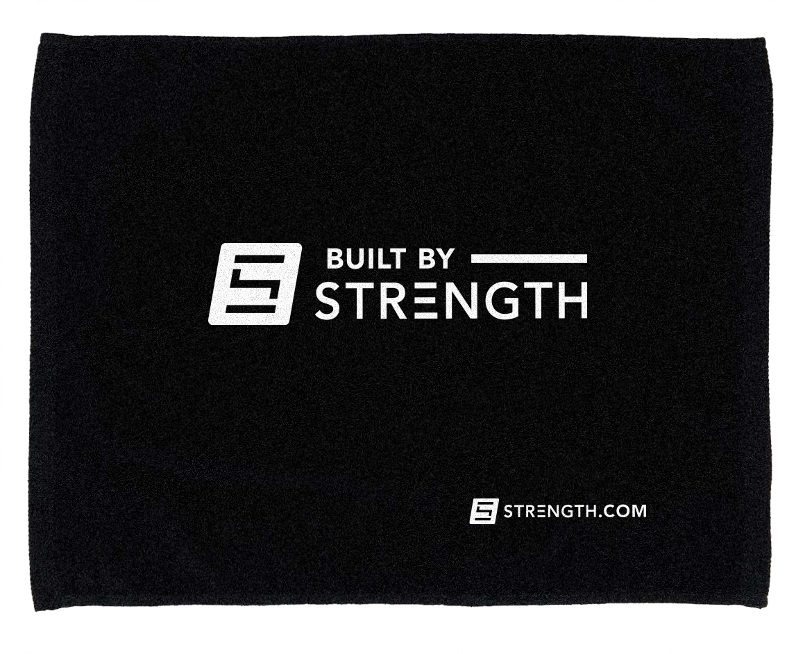 Built By Strength - Builtbystrength Light Cotton Towel