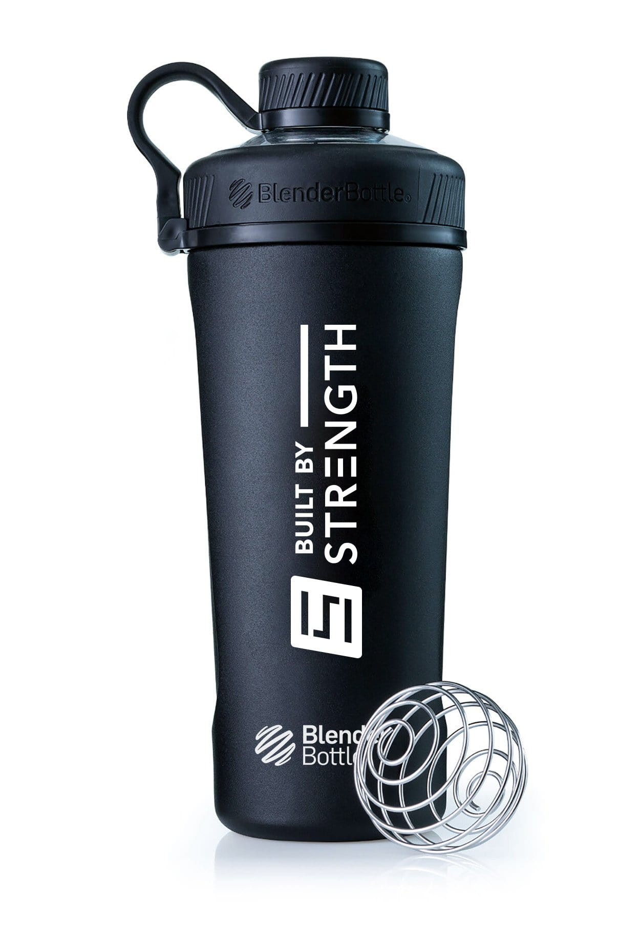 Built By Strength - Builtbystrength Insulated Stainless Steel Shaker