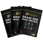 30 Pack of Grass-Fed Whey Protein Samples