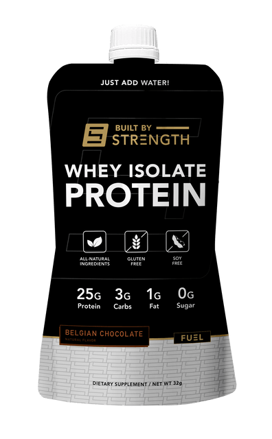 Whey Isolate Ready to Mix Pouch