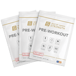 10 Pack of Pre-Workout Samples