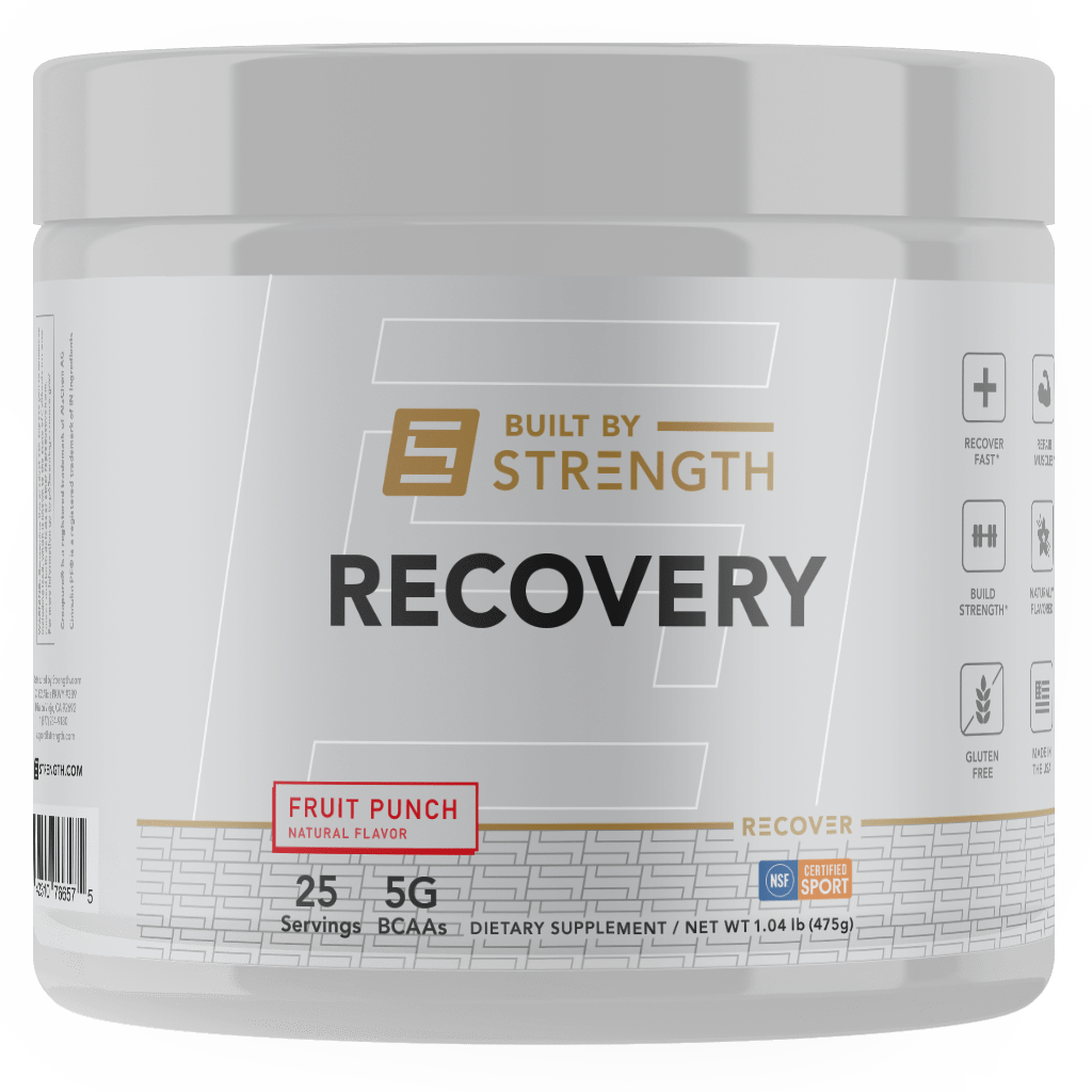 Built By Strength - Recovery