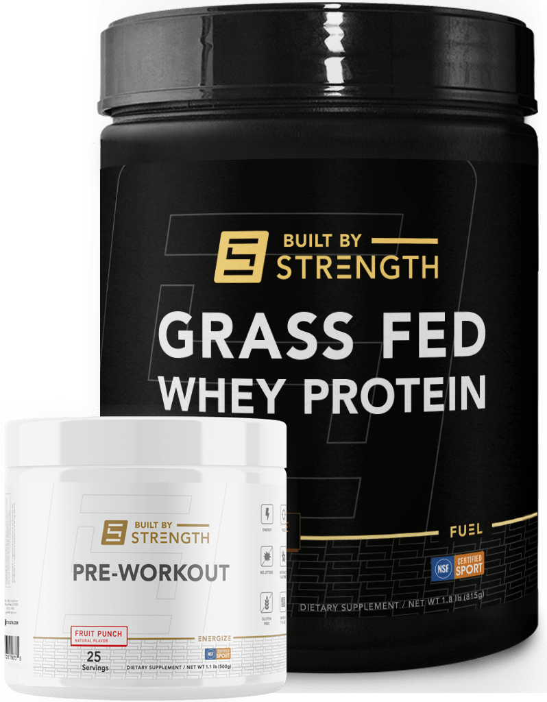Strength.com - Pre-workout Stack Deal