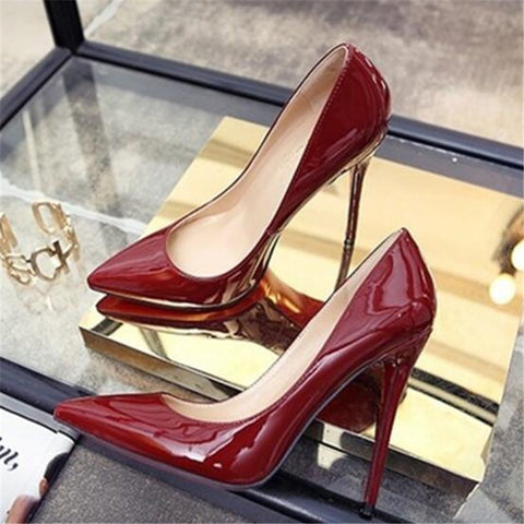 Women's shoes sexy high heels   (17)