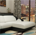 Sofa set corner sofa L real genuine cow leather sectional