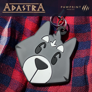 Adastra - Amicus Rubber Charm