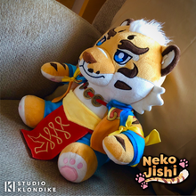 Load image into Gallery viewer, Nekojishi - Lin Hu Plush