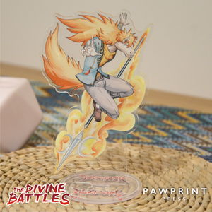 Divine Battles - Acrylic Stands
