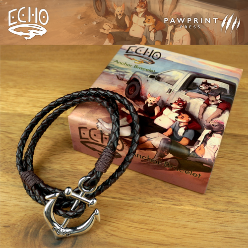 Echo - Anchor Bracelet
