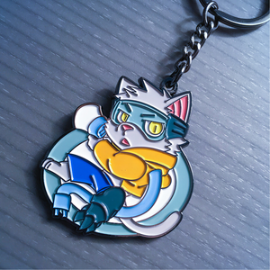 KITAstudio - Gravity Escape Keychain