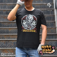 Load image into Gallery viewer, Nekojishi x Beast Fantasia T-Shirt