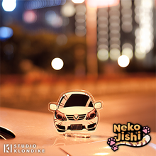 Load image into Gallery viewer, Nekojishi - Car Acrylic Stand