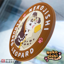 Load image into Gallery viewer, Nekojishi - Rubber Coasters