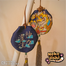 Load image into Gallery viewer, Nekojishi - Lin Hu Incense Sachet