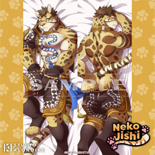 Load image into Gallery viewer, Nekojishi - Dakimakura
