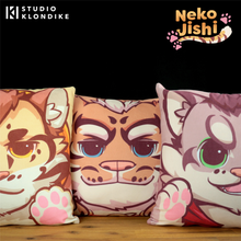 Load image into Gallery viewer, Nekojishi - Cushions