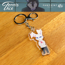 Load image into Gallery viewer, Tennis Ace - Acrylic Keychains