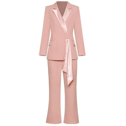 Silky Smooth Suit Set