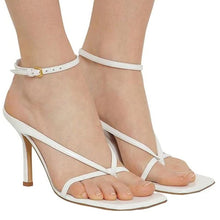 Load image into Gallery viewer, Meena Square-Toe Sandal