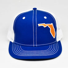 Load image into Gallery viewer, Florida - Blue & Orange